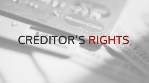 creditors-rights
